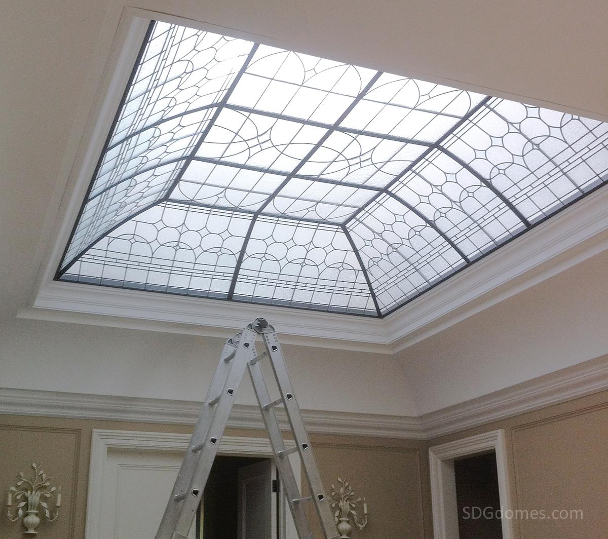 96582473fe40e5 Art Glass Ceiling « Blog