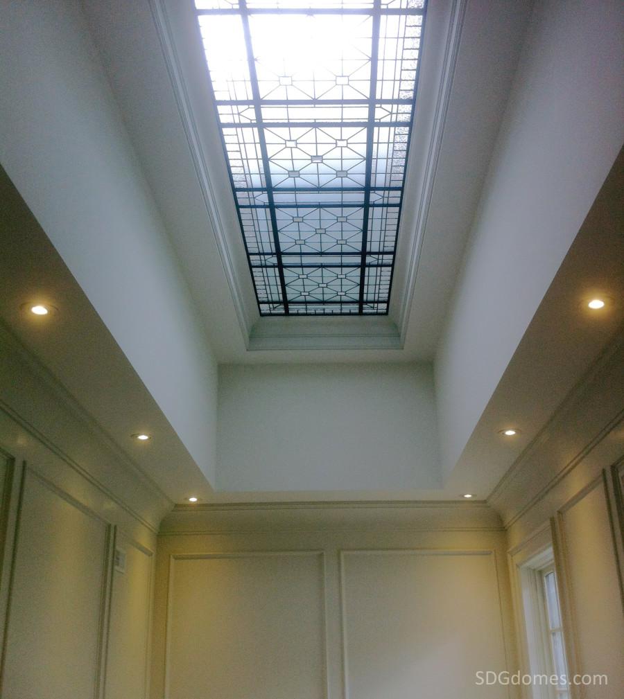 Leaded Glass Ceiling 171 Blog